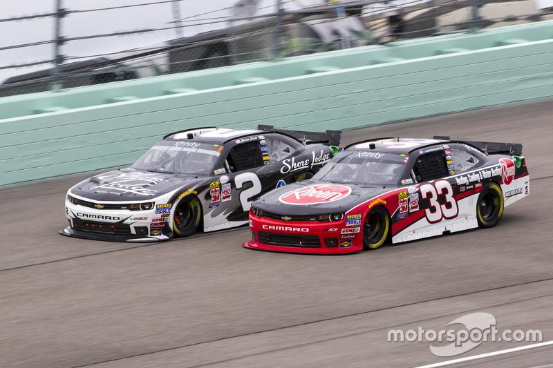 Brian Sott, Річард Чілдресс Racing Chevrolet та Остін ДІллон, Річард Чілдресс Racing Chevrolet