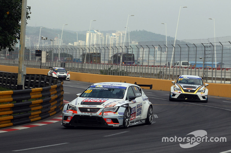 Guillaume Cunnington, SEAT Leon, Asia Racing Team