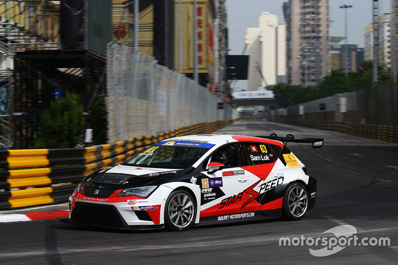 Sam Lok, SEAT Leon, Asia Racing Team