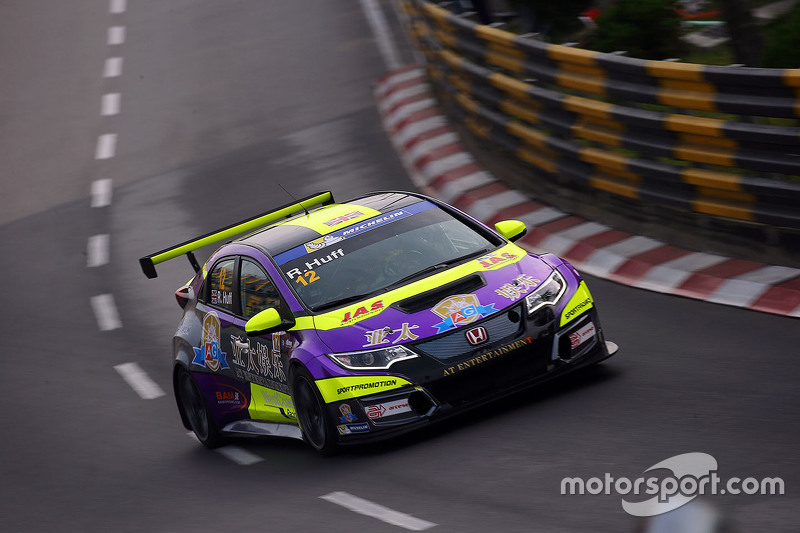Rob Huff, Honda Civic TCR, West Coast Racing