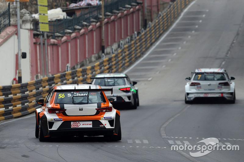 Samson Chan, SEAT Leon, Roadstar Racing Team