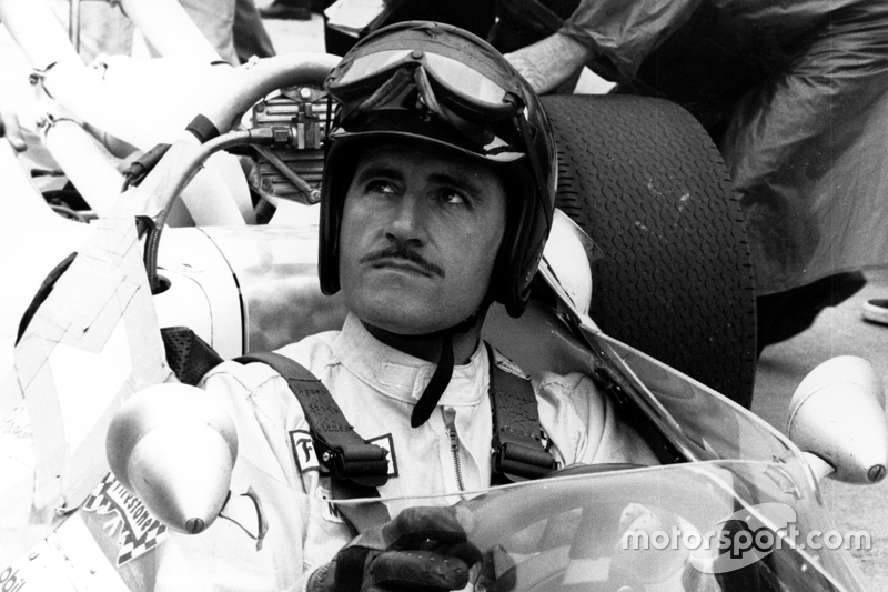 Graham Hill, un destin tragique