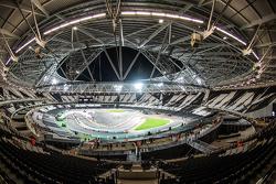 Vista del Estadio Olímpico de Londres