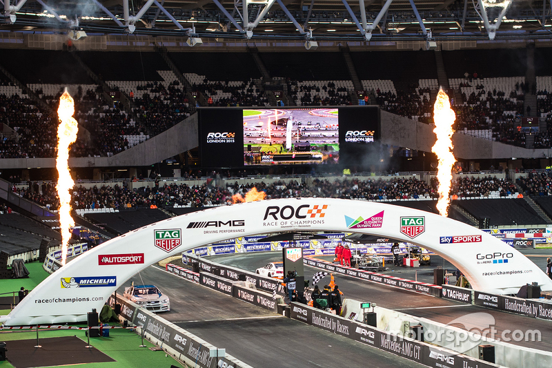 Race of Champions Acción