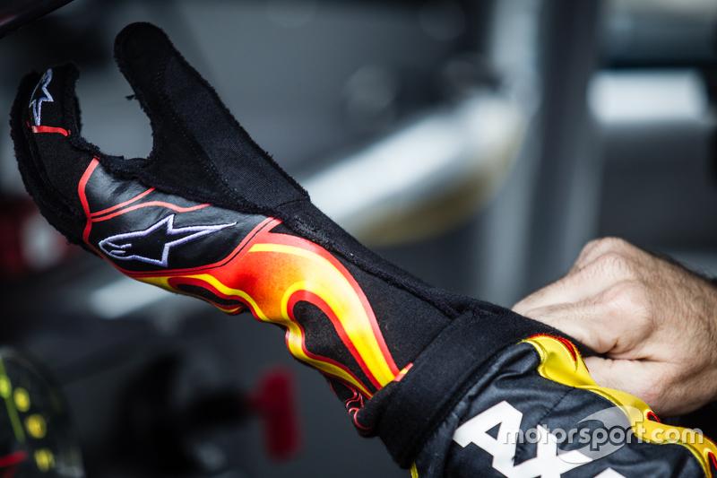 Hand von Jeff Gordon, Hendrick Motorsports Chevrolet