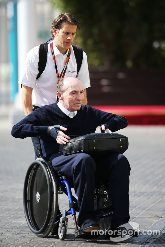 Frank Williams, Williams Team eigenaar