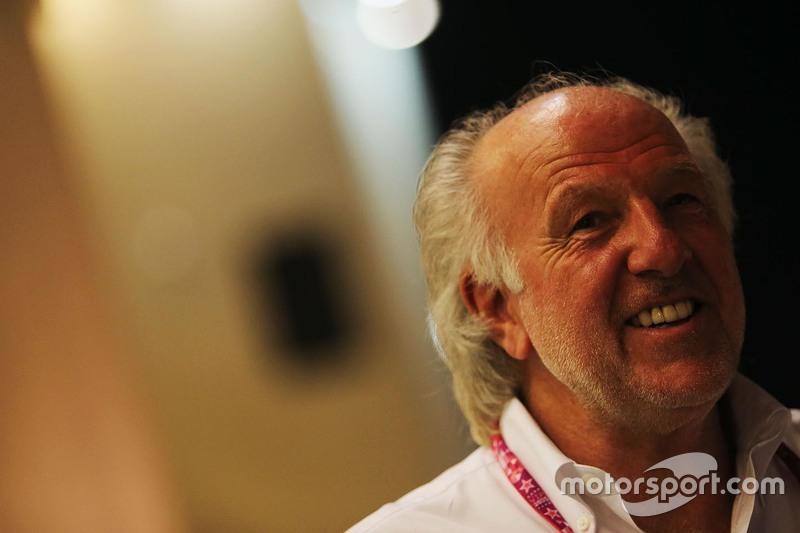 David Richards, Geschäftsführer Prodrive