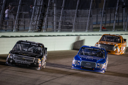 John Hunter Nemechek, NEMCO Motorsports and Austin Theriault, Brad Keselowski Racing