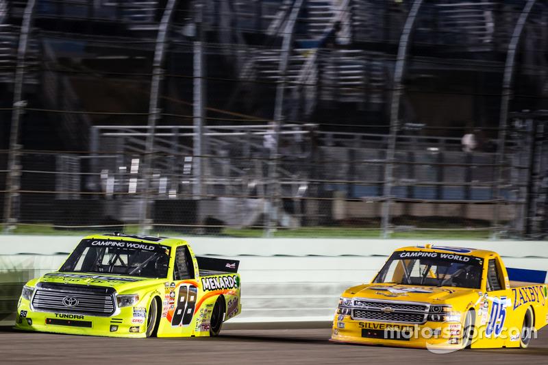 Метт Крафтон, Thorsport Racing та Джон Уес Таунлі