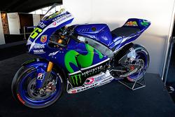 Валентіно Россі's Yamaha