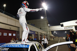 Il vincitore della gara Jose Maria Lopez, Citroën C-Elysée WTCC, Citroën World Touring Car team