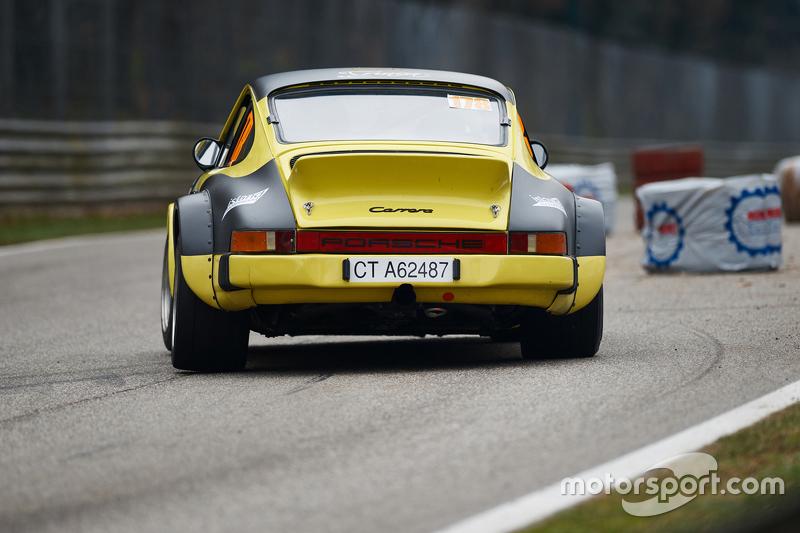 Giuseppe Trinca und Giorgio Genovese, Porsche 911 SC