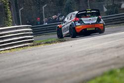 Piero Longhi, dan Gianmaria Santini, Ford Fiesta