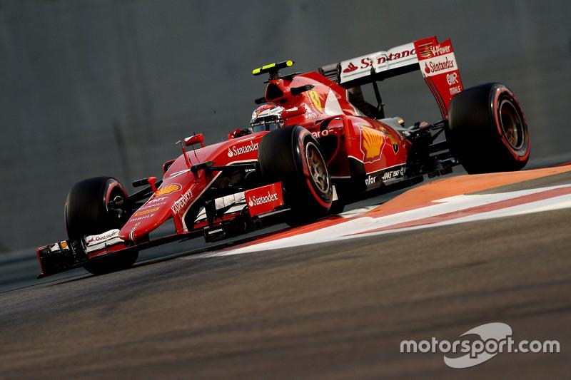 2015: Kimi Raikkonen, Ferrari SF15-T