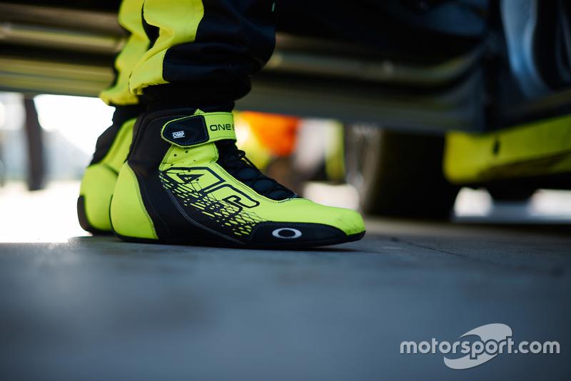 Valentino Rossi bei der Rally-Show in Monza