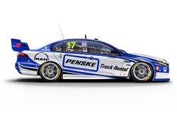New livery for Scott Pye, DJR Penske Racing