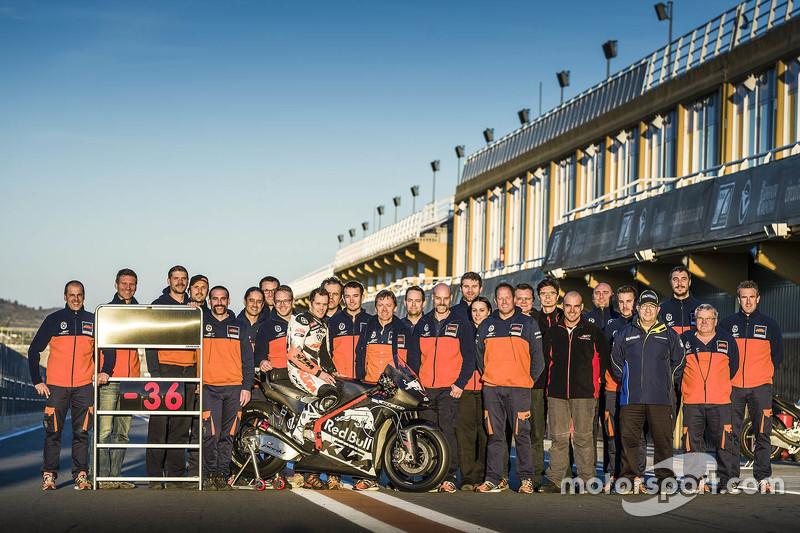 Mika Kallio ve takımı, KTM