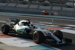 Pascal Wehrlein, Mercedes AMG F1