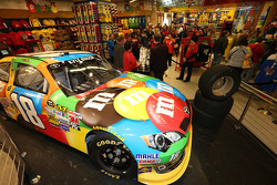 NASCAR-Champion 2015 Kyle Busch, Joe Gibbs Racing Toyota