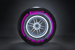 Pirelli-Reifen der Sorte Ultrasoft