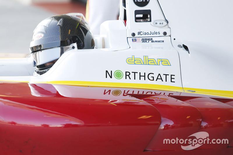 Rahul Raj Mayer, Campos Racing