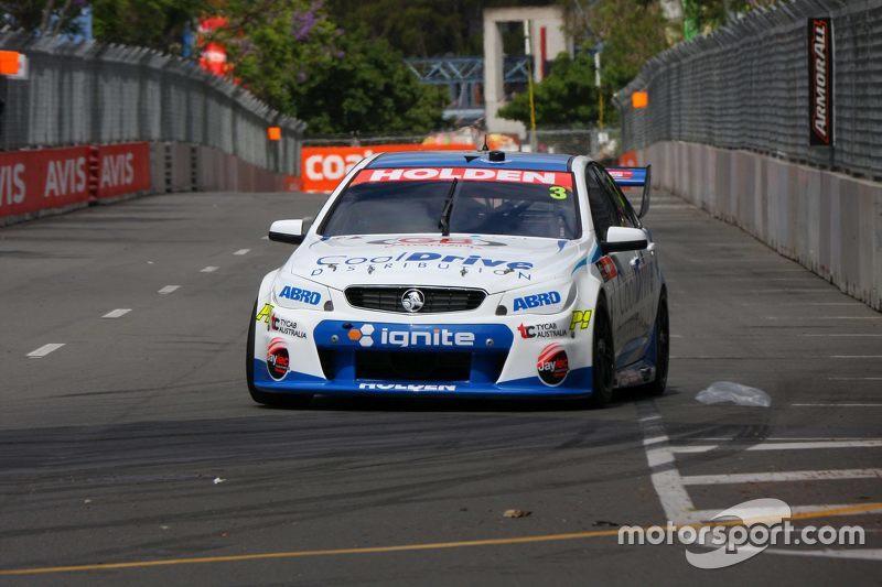 Tim Blanchard, Lucas Dumbrell Motorsports, Holden