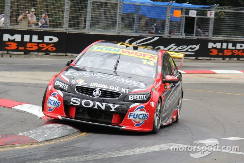 Fabian Coulthard, Brad Jones Racing, Holden