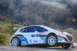 Michele Tassone e Daniele Michi, Peugeot Sport Italia