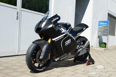 Annuncio ritiro Suter Moto2