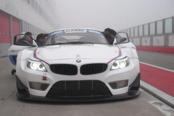 Test BMW Z4 GT3 ad Adria