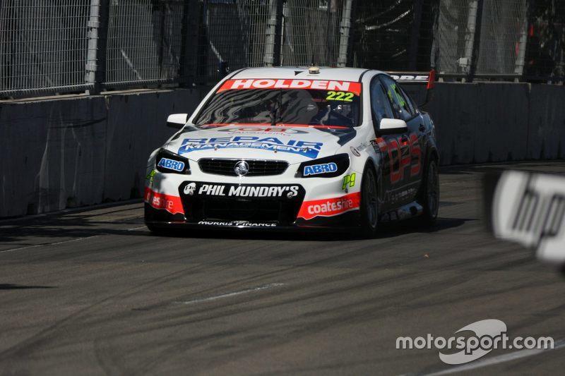 Нік Перкет, Lucas Dumbrell Motorsport Holden