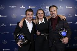 Sébastien Loeb, Citroën World Touring Car team , dan Yvan Muller, Citroën World Touring Car team