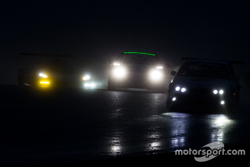 Regen in der Nacht