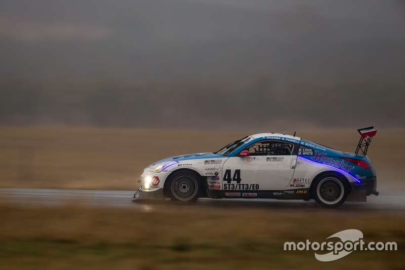 #44 Valkyrie Autosport, Nissan 350Z: Brian Lock, Giles Powell, Mark White, Mark Busalacchi, Annand S