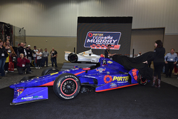 Indianapolis 500 car for Matt Brabham, Team Murray