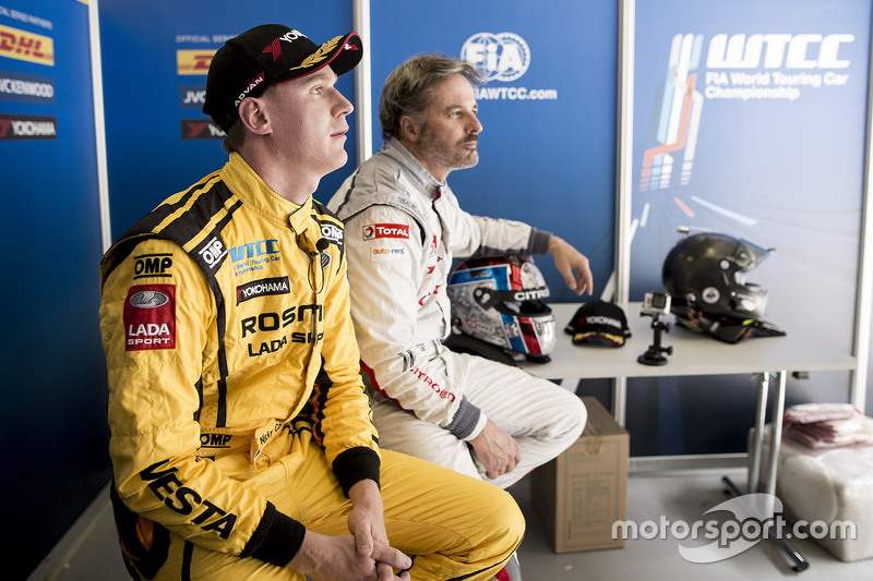 Нікі Катсбург, Lada Sport Rosneft та Іван Муллер, Citroën World Touring Car team