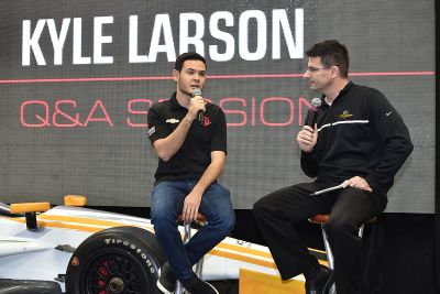 Le salon Performance Racing Industry à Indianapolis