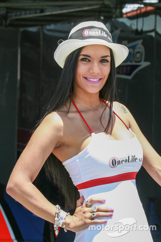 Paddock Girls Argentina Oncolife