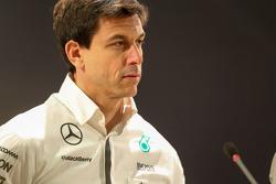 Toto Wolff, Actionnaire et directeur exécutif Mercedes AMG F1