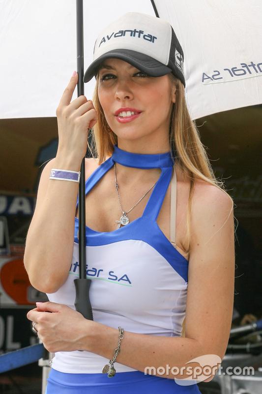 Chicas del Paddock Argentina Avantfar