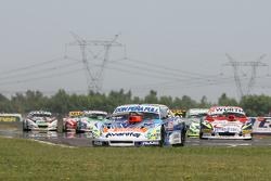 Martin Ponte, Nero53 Racing Dodge, Juan Martin Trucco, JMT Motorsport Dodge