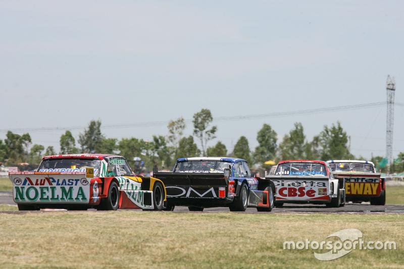Prospero Bonelli, Bonelli Competicion Ford, Jose Savino, Savino Sport Ford, Carlos Okulovich, Sprint