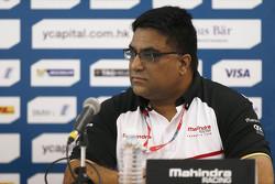 Dilbagh Gill, Jefe de Mahindra Racing