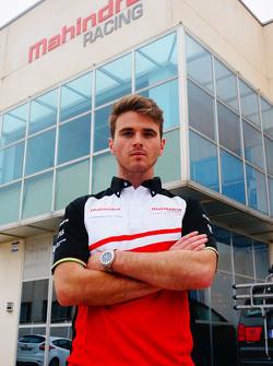 Oliver Rowland, Mahindra Racing