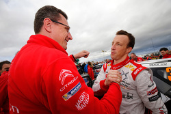Крис Мик и Марек Наварецки, Citroën World Rally Team