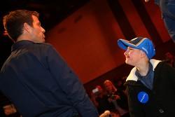 Sébastien Ogier con Quentin