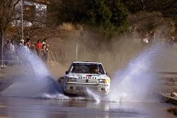 Тимо Салонен и Сеппо Харьянне, Peugeot 205 T16