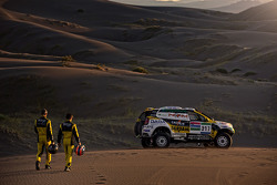 Renault Duster team presentation
