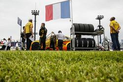 Nicolas Lapierre, Lada Sport Rosneft