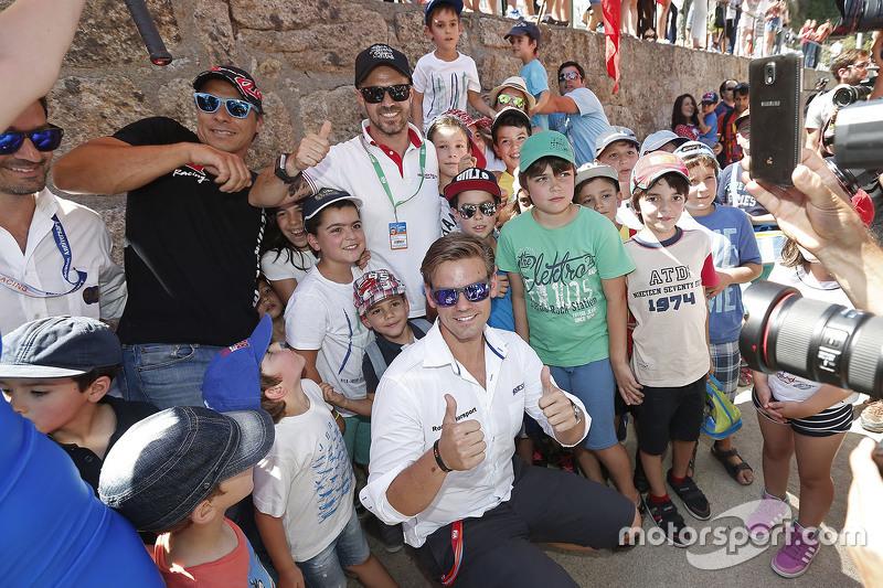 Stefano D'Aste, Münnich Motorsport, Tiago Monteiro, Honda Racing Team JAS, Tom Chilton, ROAL Motorsp